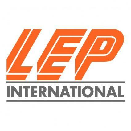 free vector Lep international