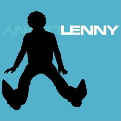 free vector Lenny kravitz