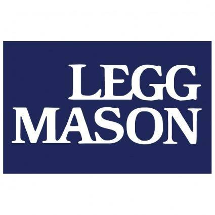 free vector Legg mason