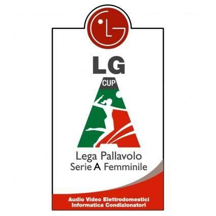 free vector Lega volley femminile