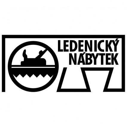 free vector Ledenicky nabytek