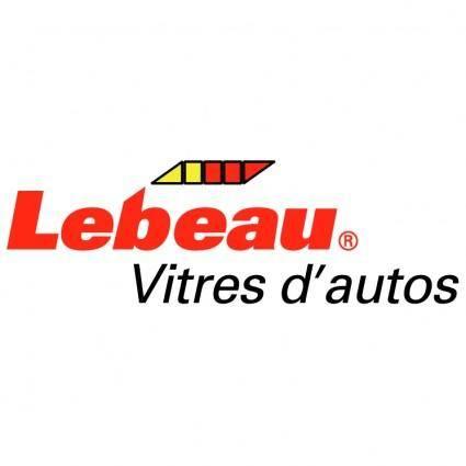 free vector Lebeau