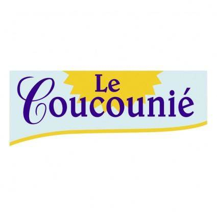 free vector Le coucounie