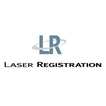 Laser registration 0