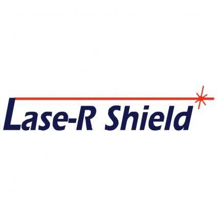 free vector Lase r shield