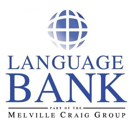 Language bank