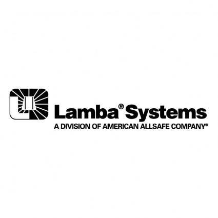 Lamba systems