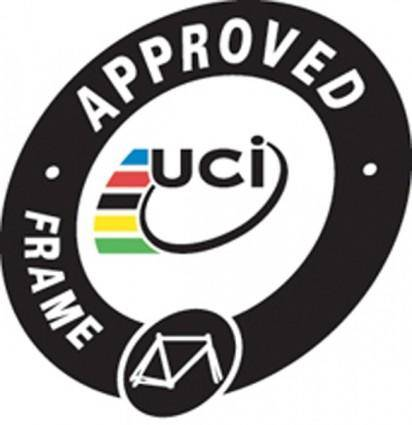 UCI Approved logo!