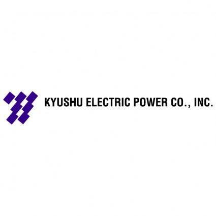 Kyushu electric power