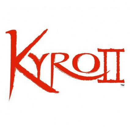 Kyro ii