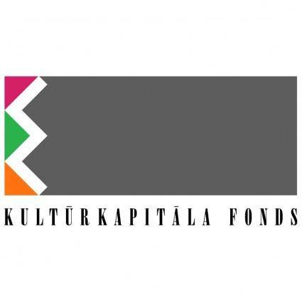 free vector Kulturkapitala fonds