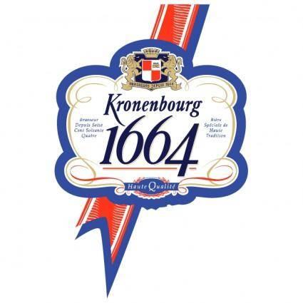 free vector Kronenbourg 1664 0