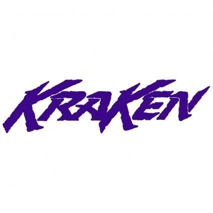free vector Kraken