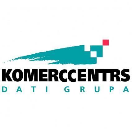 free vector Komerccentrs