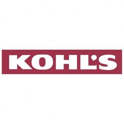 free vector Kohls