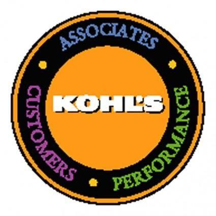 free vector Kohls customers performance associates