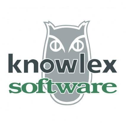 Knowlex software