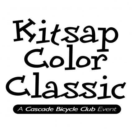 free vector Kitsap color classic