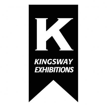 free vector Kingsway exhibitions