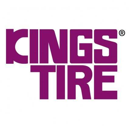 free vector Kings tire