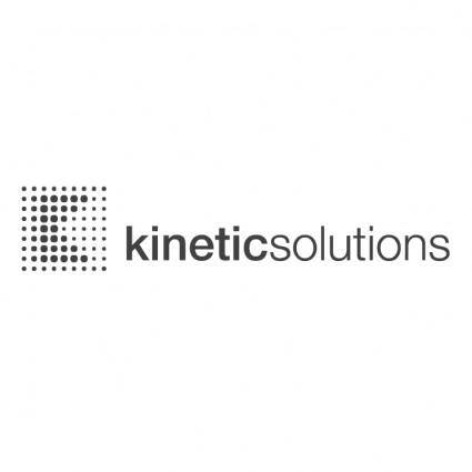 free vector Kinetic solutions