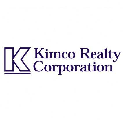 free vector Kimco realty