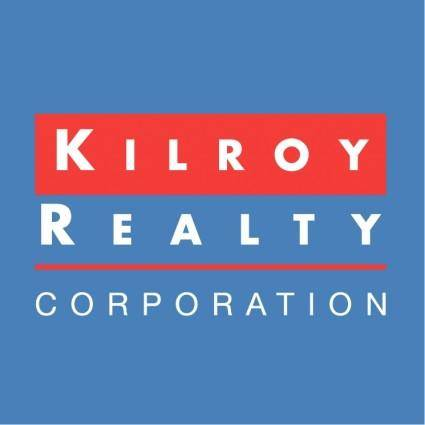 free vector Kilroy realty corporation