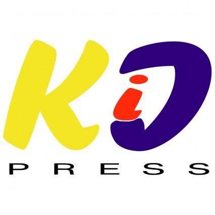 free vector Kid press