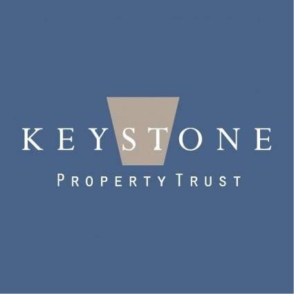 free vector Keystone property trust