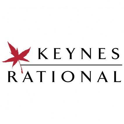 free vector Keynes rational