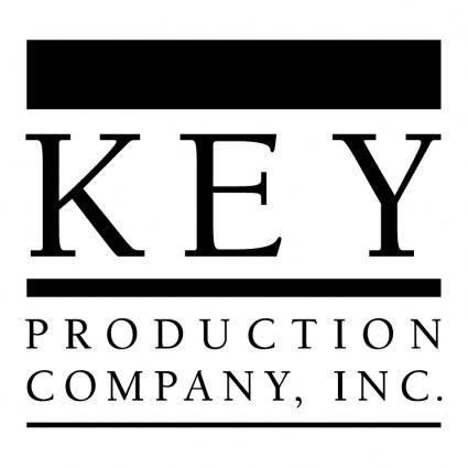 free vector Key production