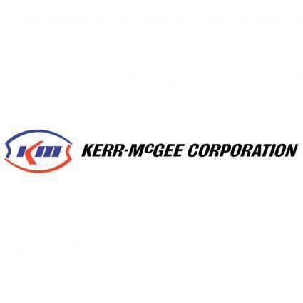 Kerr mcgee 0