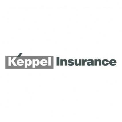 free vector Keppel insurance