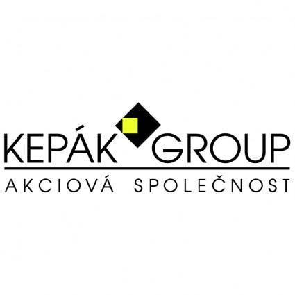 free vector Kepak group