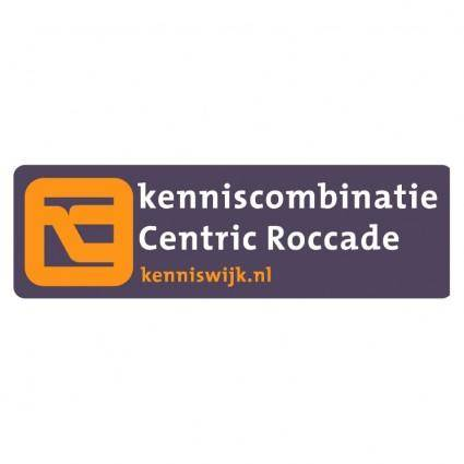 Kenniscombinatie centric roccade