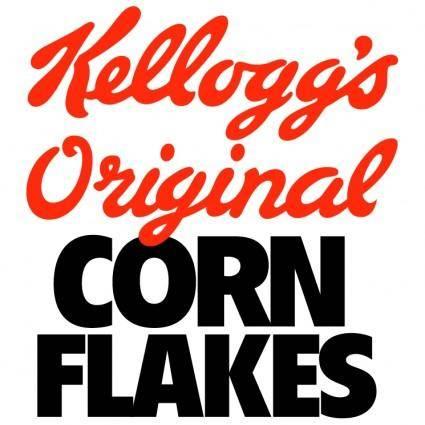 free vector Kelloggs original corn flakes