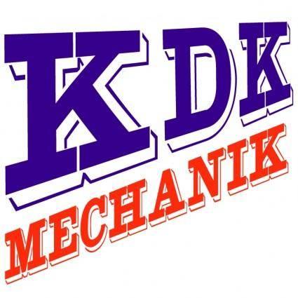 free vector Kdk mechanik