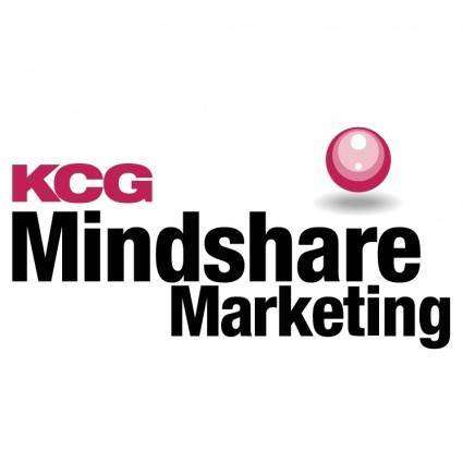 free vector Kcg mindshare marketing