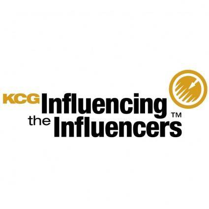 free vector Kcg influencing the influencers