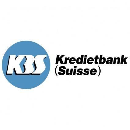 free vector Kbl kredietbank suisse