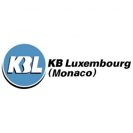 Kbl kb luxembourg monaco