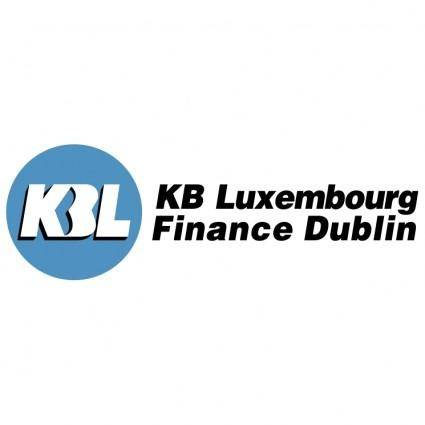 Kbl kb luxembourg finance dublin