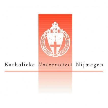 Katholieke universiteit nijmegen