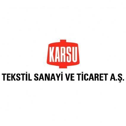 free vector Karsu tekstil