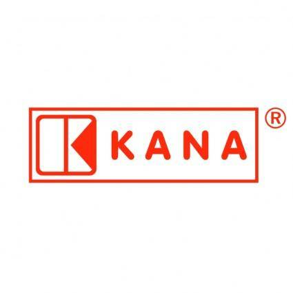 free vector Kana 1