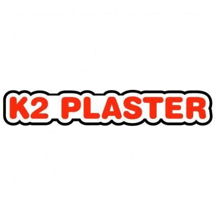 free vector K2 plaster