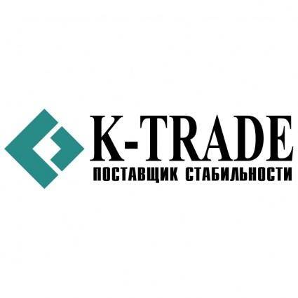 free vector K trade
