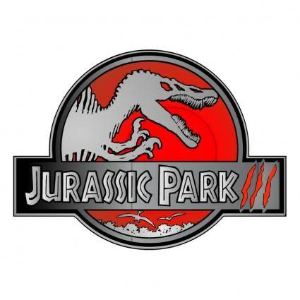 free vector Jurassic park iii