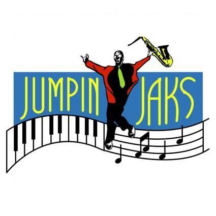 free vector Jumpin jaks