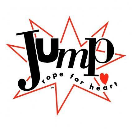 free vector Jump rope for heart